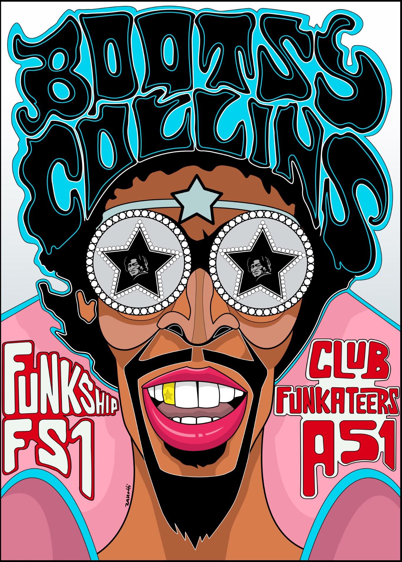 Club Funkateers Fan Page